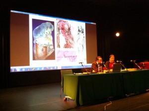 Conférence art et littérature