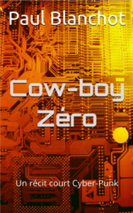 Couverture Cow-boy Zéro